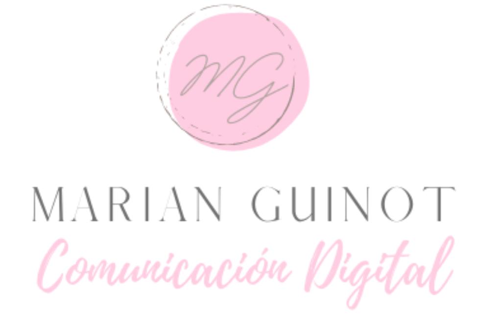 Marian Guinot Comunicación